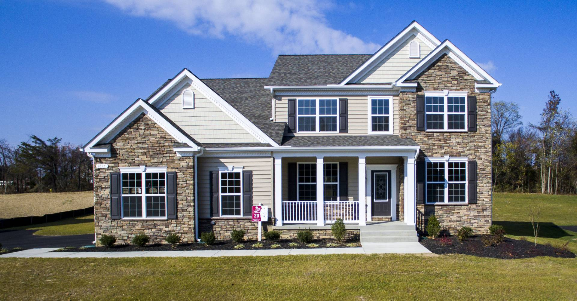 Ponds Wood Landing New Homes In Huntingtown Md