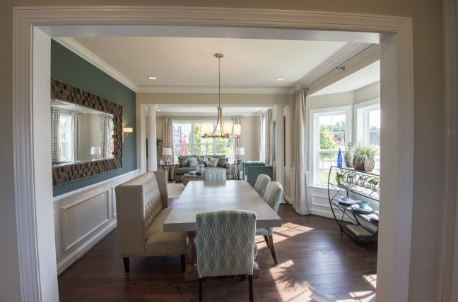 Twin Ponds Calvert New Homes In Huntingtown Md