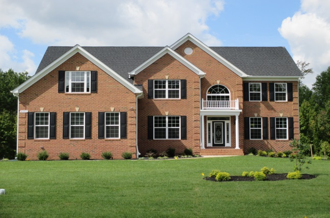 Eagle ridge new homes in waldorf md for Waldorf home