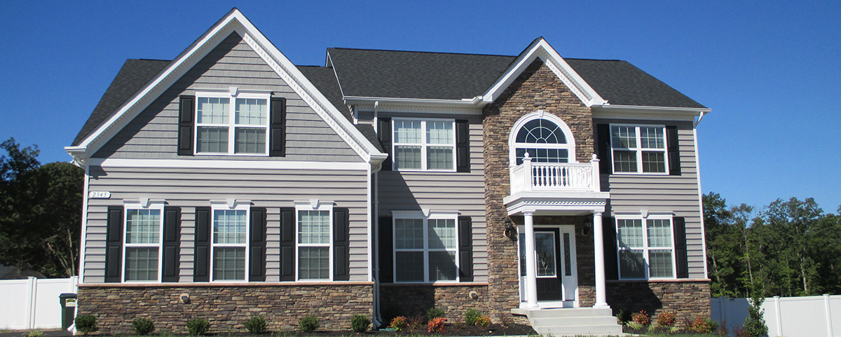 Quality built homes design center