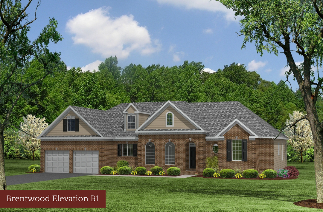 Single Family for Sale at Fischer's Grant-The Brentwood Calvert Run Court La Plata, Maryland 20646 United States