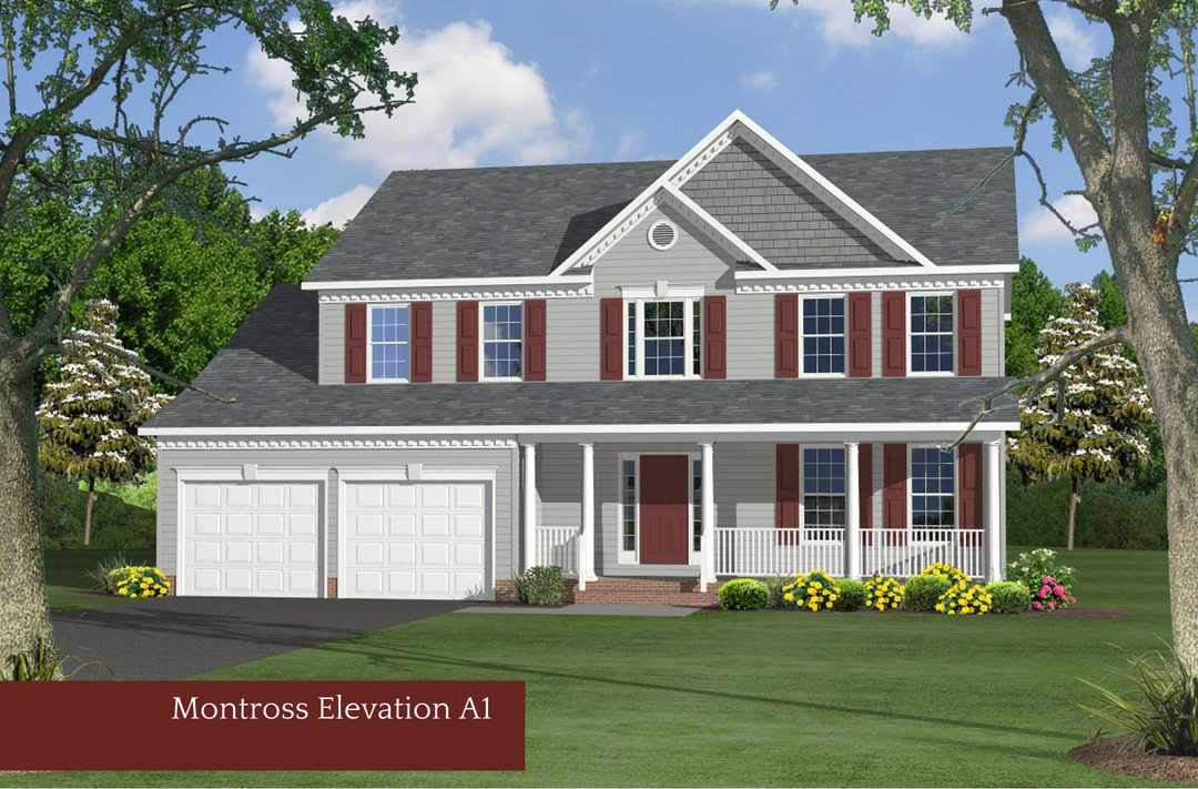 Single Family for Sale at Twin Ponds (St. Mary's)-The Montross Fwd Blvd Hollywood, Maryland 20636 United States