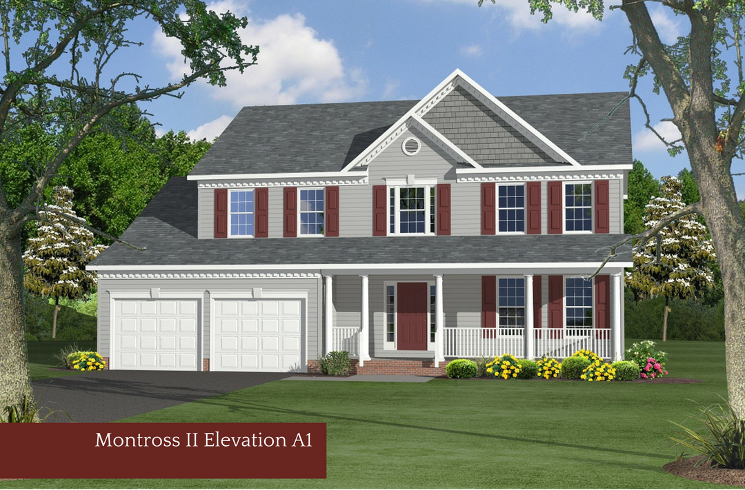 Single Family for Sale at Twin Ponds (St. Mary's)-The Stratford Fwd Blvd Hollywood, Maryland 20636 United States