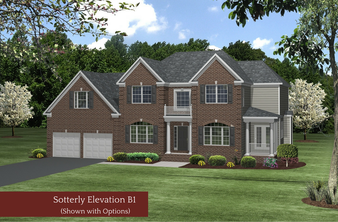 Single Family for Sale at Fischer's Grant-The Sotterley Calvert Run Court La Plata, Maryland 20646 United States