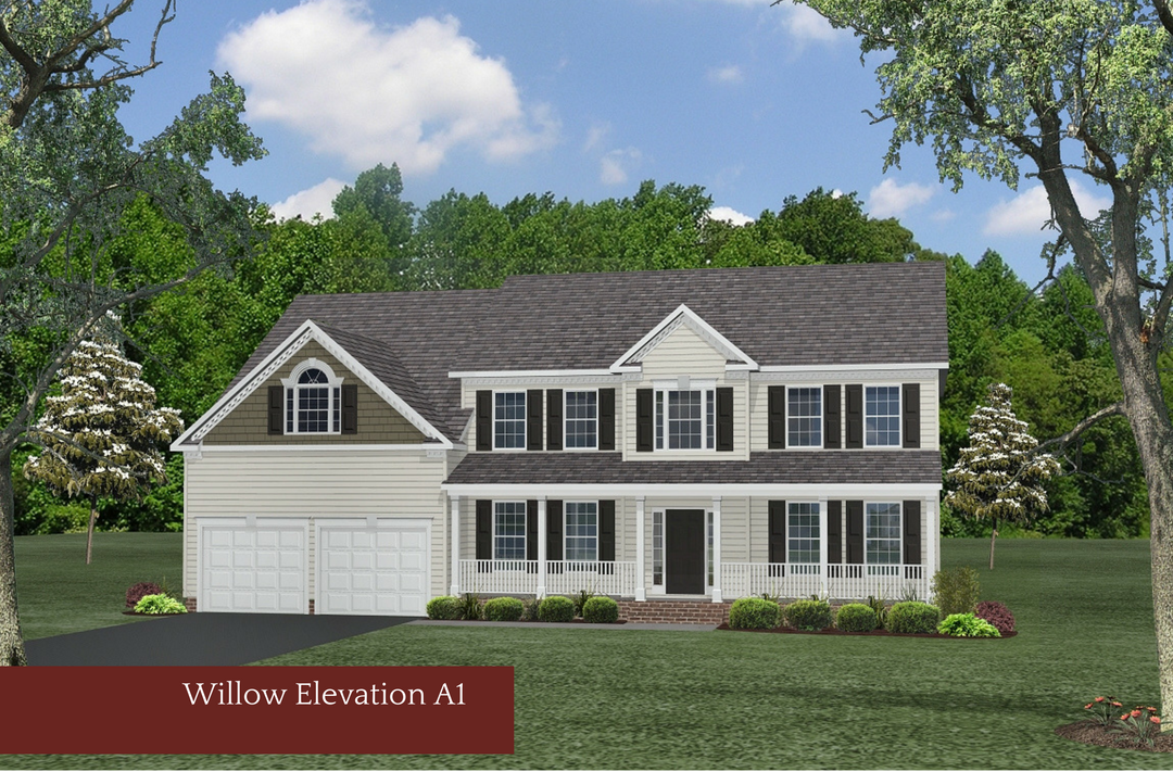 Single Family for Sale at Fischer's Grant-The Willow Calvert Run Court La Plata, Maryland 20646 United States
