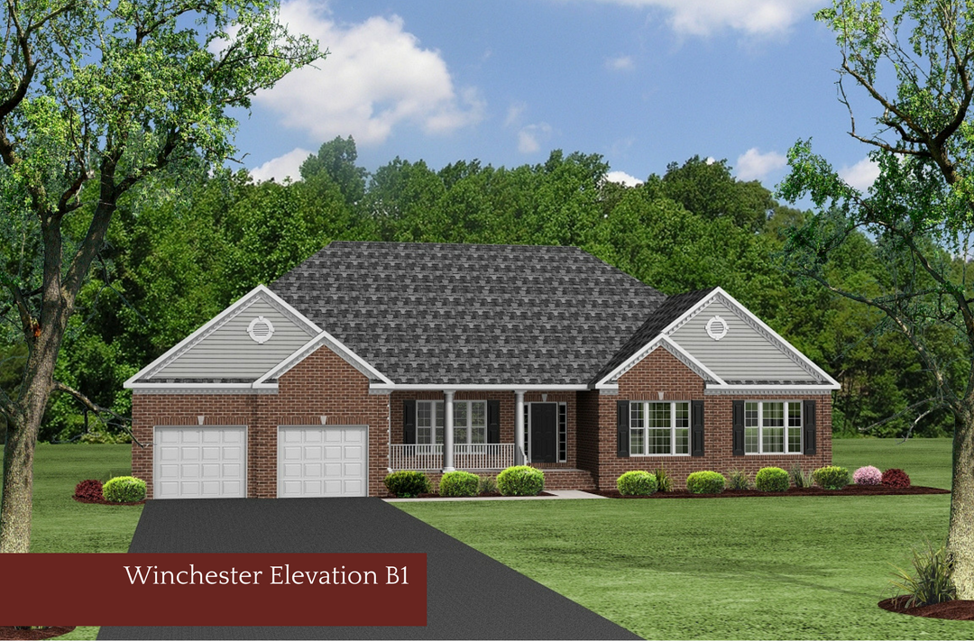 Single Family for Sale at Fischer's Grant-The Winchester Calvert Run Court La Plata, Maryland 20646 United States