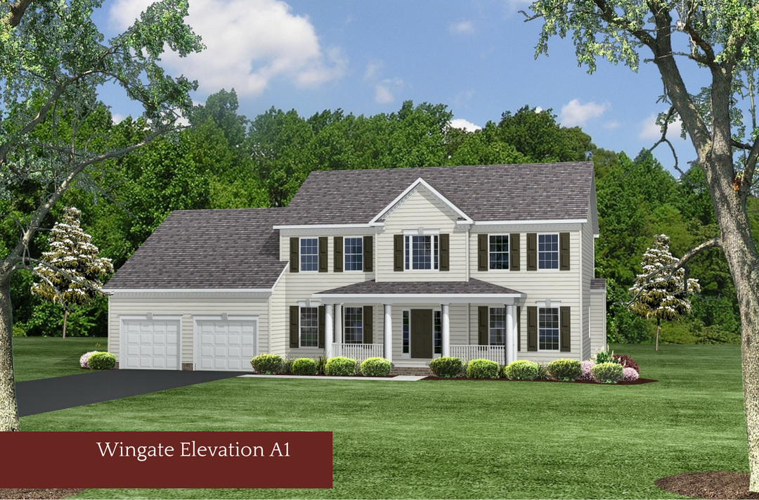 Single Family for Sale at Fischer's Grant-The Wingate Calvert Run Court La Plata, Maryland 20646 United States