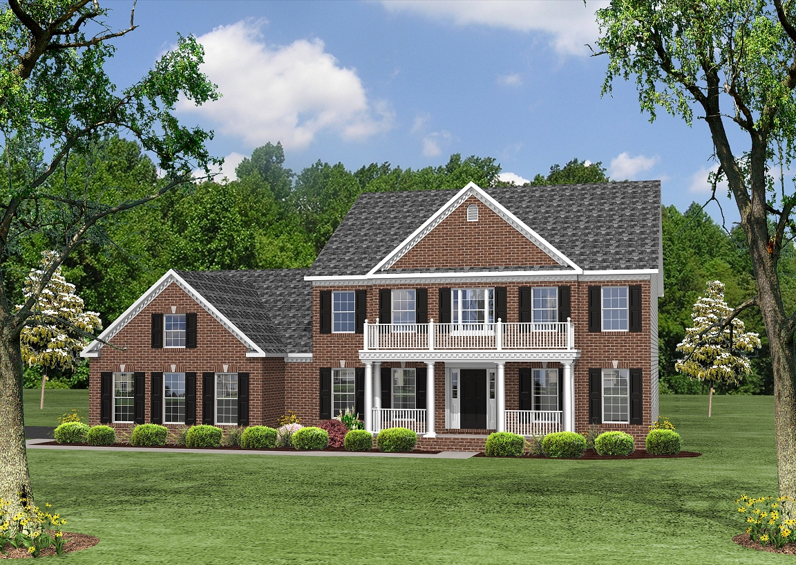 Single Family for Sale at The Lakes At Twin Shields-The Chesapeake 2310 Golf Club Drive Dunkirk, Maryland 20754 United States
