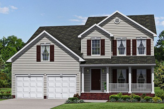 Single Family for Sale at Broad Creek-The Dunkirk 24313 Broad Creek Drive Hollywood, Maryland 20636 United States