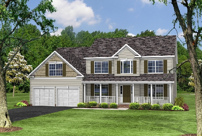 Single Family for Sale at Laurel Preserve-The Hampton 800 Laurel Grove Road Mechanicsville, 20659 United States