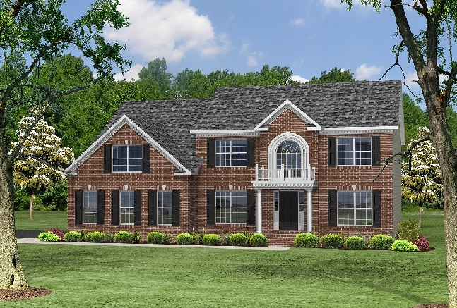 Single Family for Sale at The Lakes At Twin Shields-The Hampton 2310 Golf Club Drive Dunkirk, Maryland 20754 United States