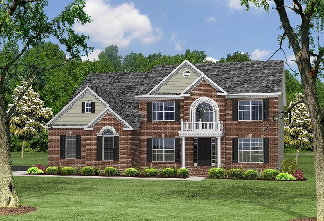 Additional photo for property listing at Coachman's Path-The Hampton 4483 Coachman's Path Court Waldorf, Maryland 20601 United States