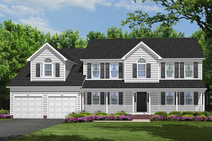 Single Family for Sale at Laurel Preserve-The Huntington 800 Laurel Grove Road Mechanicsville, 20659 United States