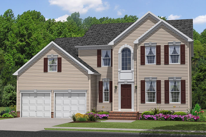 Additional photo for property listing at Oakland Hall-The Newport 105 Oakland Hall Road Prince Frederick, Maryland 20678 United States