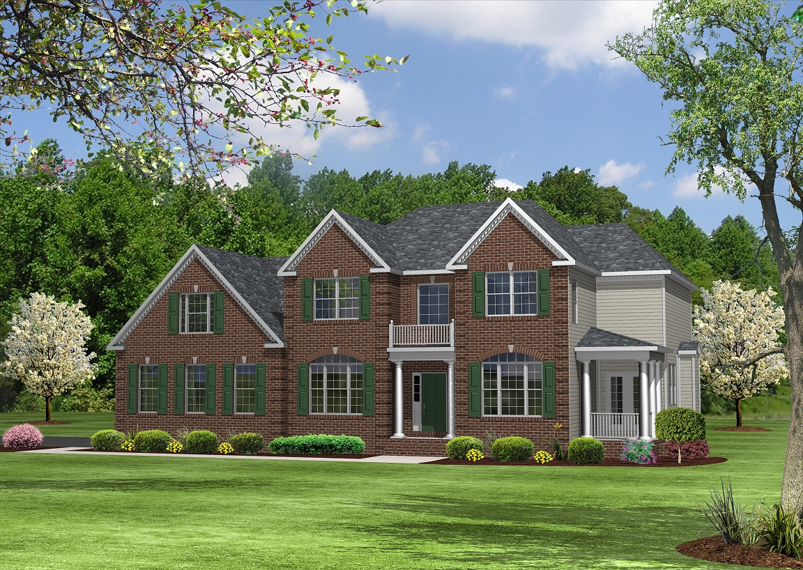 Single Family for Sale at The Lakes At Twin Shields-The Sotterley 2310 Golf Club Drive Dunkirk, Maryland 20754 United States