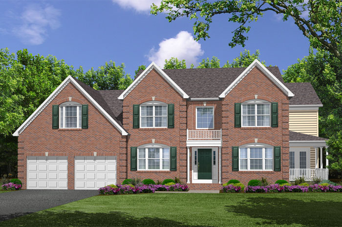Single Family for Sale at Laurel Preserve-The Sotterly 800 Laurel Grove Road Mechanicsville, 20659 United States