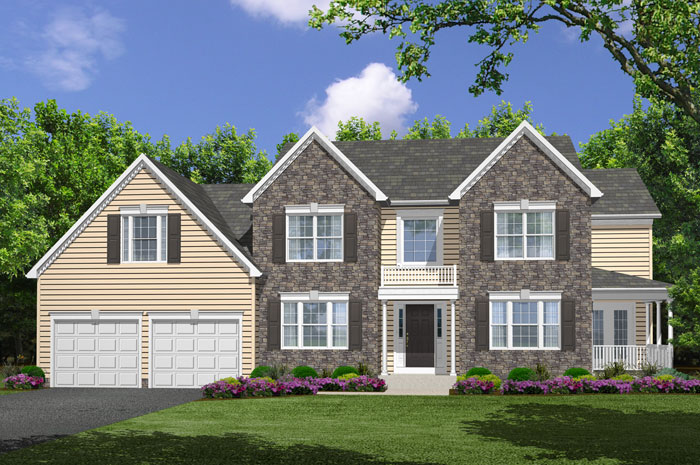 Additional photo for property listing at Coachman's Path-The Sotterley 4483 Coachman's Path Court Waldorf, Maryland 20601 United States