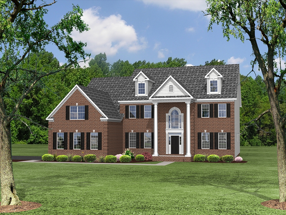 Single Family for Sale at The Lakes At Twin Shields-The Westminster 2310 Golf Club Drive Dunkirk, Maryland 20754 United States
