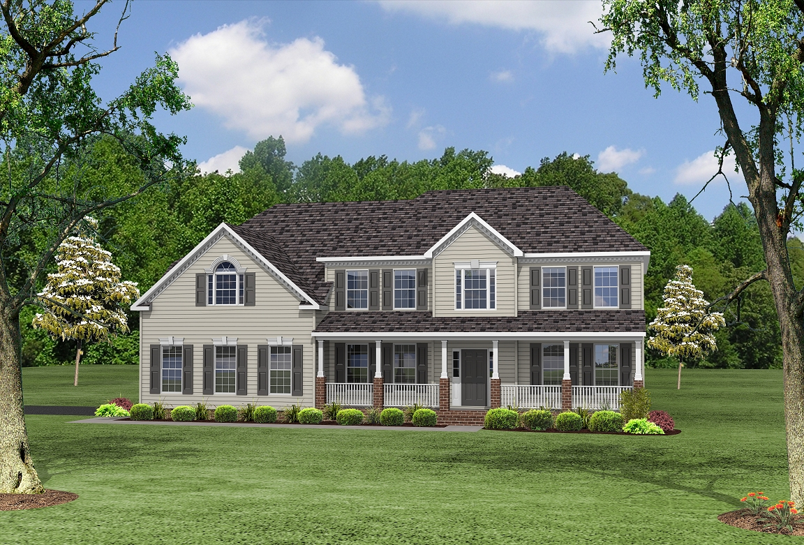 Single Family for Sale at The Lakes At Twin Shields-The Willow 2310 Golf Club Drive Dunkirk, Maryland 20754 United States