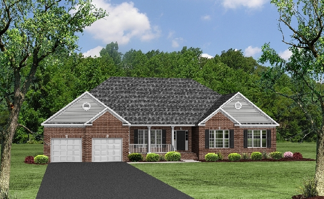 Single Family for Sale at Laurel Preserve-The Winchester 800 Laurel Grove Road Mechanicsville, 20659 United States