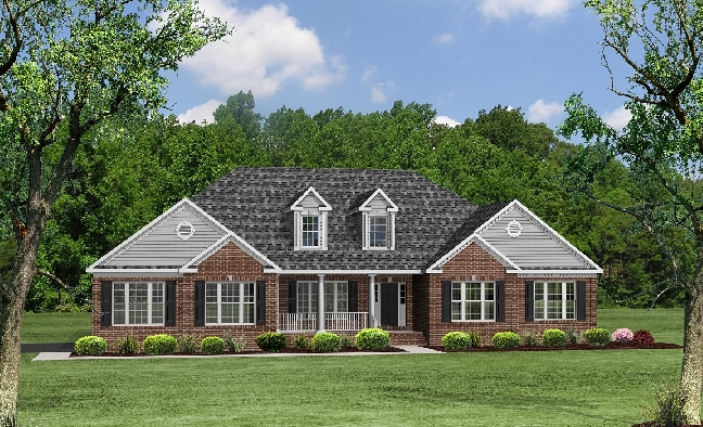 Single Family for Sale at The Lakes At Twin Shields-The Winchester 2310 Golf Club Drive Dunkirk, Maryland 20754 United States