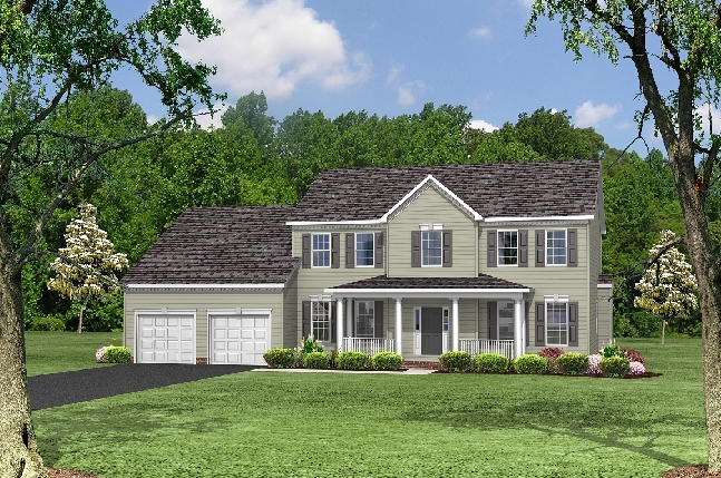 Single Family for Sale at Turtle Creek-The Wingate 14645 Gallant Lane Waldorf, Maryland 20601 United States