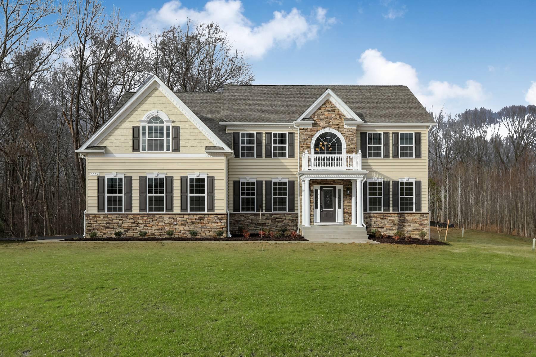 Single Family for Sale at 396-Eagle Ridge 5592 Fish Hawk Court Waldorf, Maryland 20601 United States