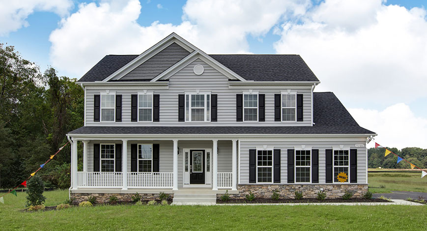 Quality built homes southern maryland new homes now selling for Southern built homes